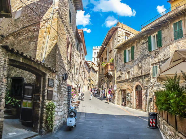 A way of Assisi