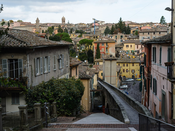 A way of Perugia